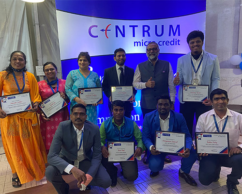 Centrum Microcredit Limited, Events, CML 3 Year Anniversary
